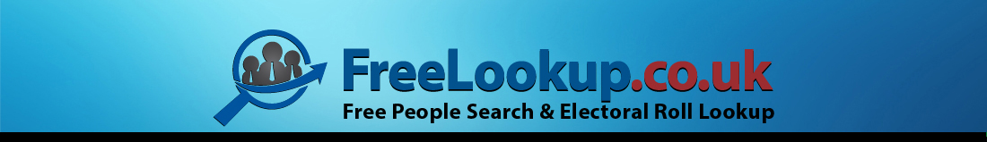 Free UK People Finder and Electoral Roll Search Lookup
